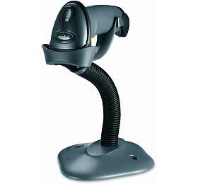 Motorola LS2208, snímač čarového kódu, KIT, black, USB virtual KEY