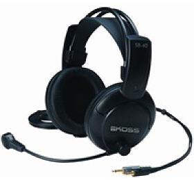 KOSS sluchátka SB40 ,sluchátka smikrofonem, bez kódu