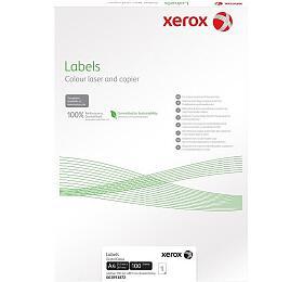 Xerox Papír samolepící štítky - Labels 24UP 70x37