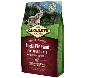 Carnilove Cat Adult Duck &Pheasant Grain Free 2kg