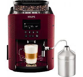 Krups EA816570 Pisa Red +XS6000 Autocappuccino