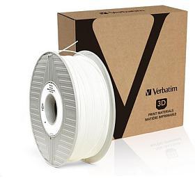 Verbatim PRIMALLOY struna 1,75 mm pro 3D tiskárnu, 0,5kg, bílá