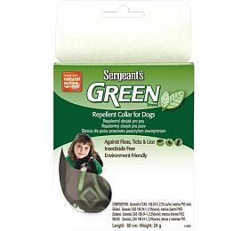 Sergeanťs Green repelentní obojek pro psy 60cm