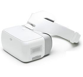 DJI Goggles, FPV brýle sbezdrátovým přenosem obrazu 2.4 GHz, 1920x1080