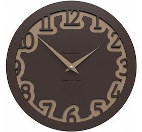 CalleaDesign Labirinto 30cm Barva čokoládová-69 - RAL8017