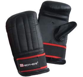 ACRA Boxerské rukavice tréninkové pytlovky vel. L