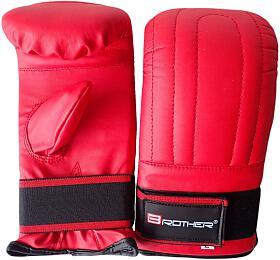 ACRA Boxerské rukavice tréninkové pytlovky, vel. L