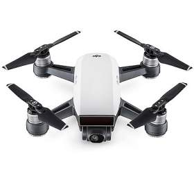 DJI kvadrokoptéra -dron, Spark Fly More Combo, Full HDkamera, bílý