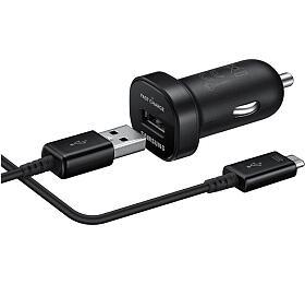 Samsung Rychlý Autodobíječ Type-C EP-LN930CBE Black