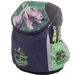 Karton P+P Školní batoh PLUS T-rex 3-03317