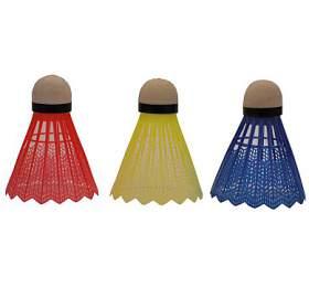 Badmintonový košík BM01 set 3 ks SportTeam