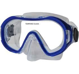 Potápěčská maska CALTER KIDS 168P Rulyt, modrá
