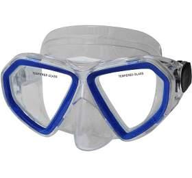 Potápěčská maska CALTER KIDS 285P Rulyt, modrá