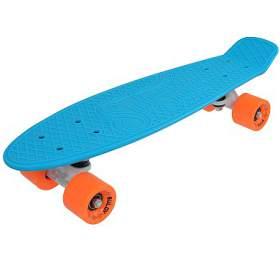 Sulov NEON SPEEDWAY sv.modrý-oranžový