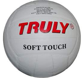 Volejbalový míč TRULY VOLEJBAL SUPERSTAR Rulyt