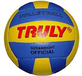 Volejbalový míč TRULY VOLEJBAL MEDIUM Rulyt