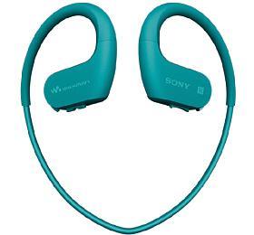 SONY NW-WS623 - Vodotěsný Walkman® odolný proti prachu s bezdrátovou technologií BLUETOOTH® - Blue