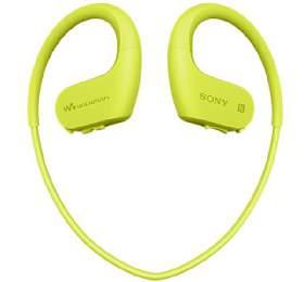 SONY NW-WS623 - Vodotěsný Walkman® odolný proti prachu s bezdrátovou technologií BLUETOOTH® - Lime