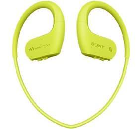 SONY NW-WS623 - Vodotěsný Walkman® odolný proti prachu s bezdrátovou technologií BLUETOOTH® - White