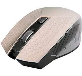 C-TECH WLM-04, bezdrátová, 1600DPI, 6 tlačítek, USB nano receiver
