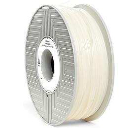 Verbatim ABS struna 2,85 mmpro 3Dtiskárnu, 1kg, transparentní