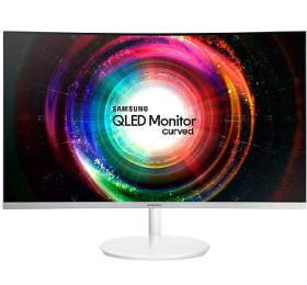 "SAMSUNG MT LED LCD 32"" C32H711QEU - prohnutý, VA, 2560x1440, HDMI, Mini-Display port, 4 ms"