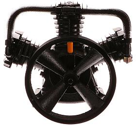 Kompresor do vzduchového kompresoru třípístový, 5,5HP, 100l - náhradní díl, GEKO