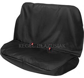 Autopotah ORLANDO univerzální, černý nazadní sedadla SIXTOL