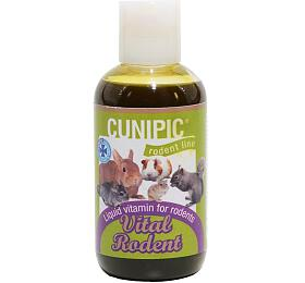 Vital Rodent -tekuté vitamíny pro drobné savce 150 ml
