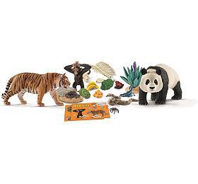 Schleich - Africká zvířata