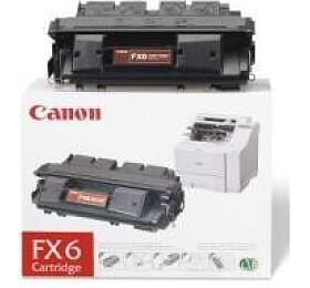 Canon LASER TONER black FX-6