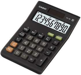 Ostatní Kalkulačka CASIO MS10BS, stolní