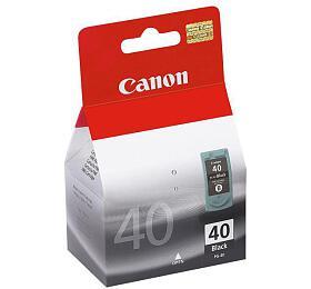 Canon cartridge PG-40 BK