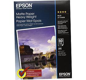 Epson papír Matte Heavy Weight, 167g/m, A4, 50ks