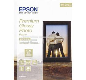 Epson papír Premium Glossy photo, 255g/m, 13x18, 30ks