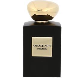 Parfémovaná voda Armani Privé Cuir Noir, 100 ml