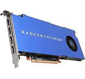 AMD Radeon Pro WX7100 8GB GDDR5 4-DP PCIe 3.0