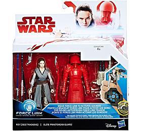 "SW E8Dvě deluxe figurky 9,5 cm""Force Link"" asst"