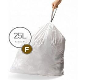 Simplehuman typ F, zatahovací, 20 ks v balení