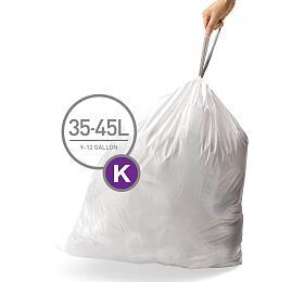 Simplehuman typ K, zatahovací, 20 ks v balení