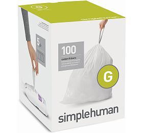 Simplehuman typ G zatahovací, 5 x 20 ks