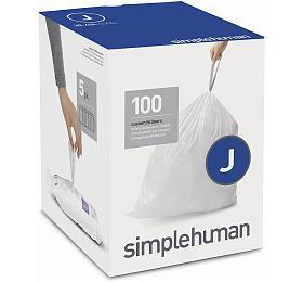 Simplehuman typ J zatahovací, 5 x 20 ks