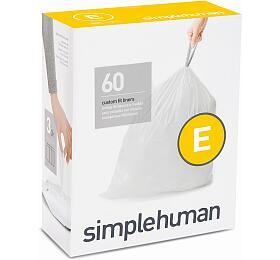 Simplehuman typ E,zatahovací, 3x 20ks