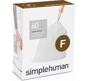 Simplehuman typ F,zatahovací, 3x 20ks