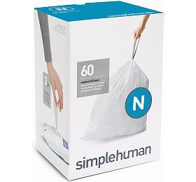 Simplehuman typ N zatahovací, 3 x 20 ks