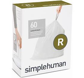 Simplehuman typ Rzatahovací, 3x 20ks