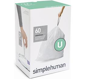 Simplehuman typ Uzatahovací, 3x 20ks