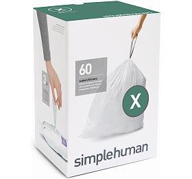 Simplehuman typ Xzatahovací, 3x 20ks