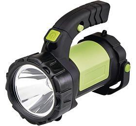 CREE LED +COB LED nabíjecí svítilna P4526, 300 lm, 2000 mAh