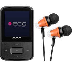 ECG PMP 30 8GB, černý